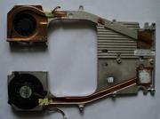 Продам кулер  и радиатор  GC054509VH-8A для ноутбуков   Asus A3.