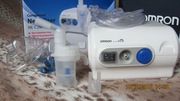 дитячий інгалятор небулайзер Omron ne-c28p Comp Air Plus за 1550 грн