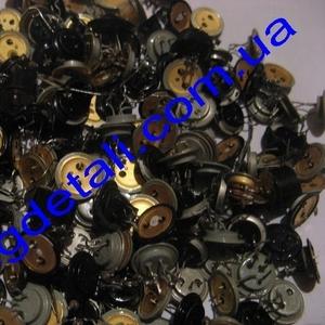 Куплю реле РЭС,  транзисторы,  конденсаторы,  разъёмы и другие радиодетал