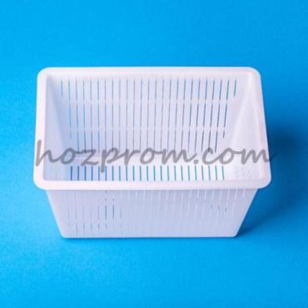 Прямоугольная форма для сыра Кирпич Варить сыр домашних условиях 4