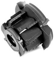 Комплект фрез для сращивания ВК8 макрошип 10 мм, 160х32 (В=60мм., 6 фрез