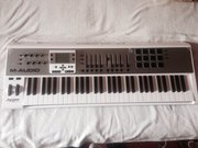 Midi клавиатура M-Audio axiom air 61