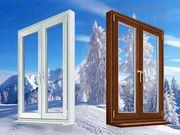Пластикові вікна (Акція). Пластиковые окна.